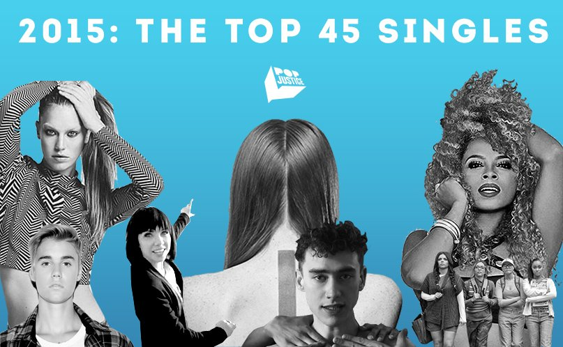 HERE YOU GO. The Top 45 Singles Of 2015. https://t.co/GGOqnqefkM https://t.co/zvf0sYmwfB