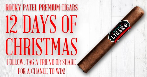 Follow, tag & RT to win 5 pack-Super Ligero! Check back daily at noon for winners and more giveaways! #RPGiveaway https://t.co/h633cj8Caj