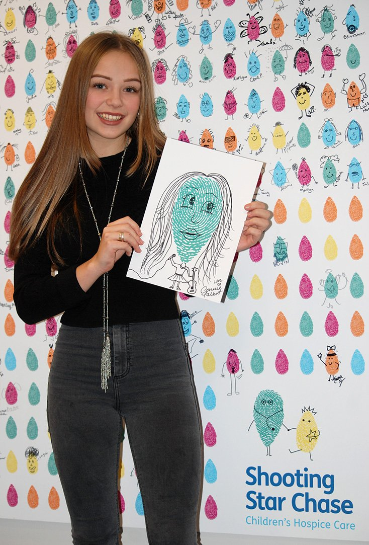 Look who has created the newest member of the Friendlies for @SSChospices. It's only @ConnieTalbot607! https://t.co/2e4vYQuTBY