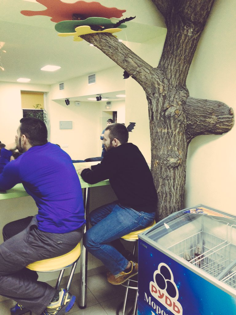test Twitter Media - Леша Панащенко и летучая мышь на #qacommunity https://t.co/DdkuEBSUM3