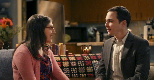 It's going to be a big night for The Big Bang Theory's Sheldon and Amy: