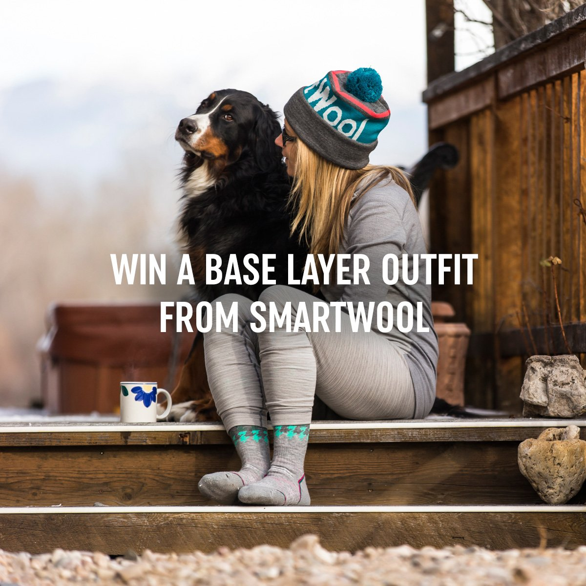 Want to be this cozy? Win a baselayer outfit from @Smartwool RT for a chance to win by Mon! https://t.co/d3OO5WW462 https://t.co/h9RagfRD4P