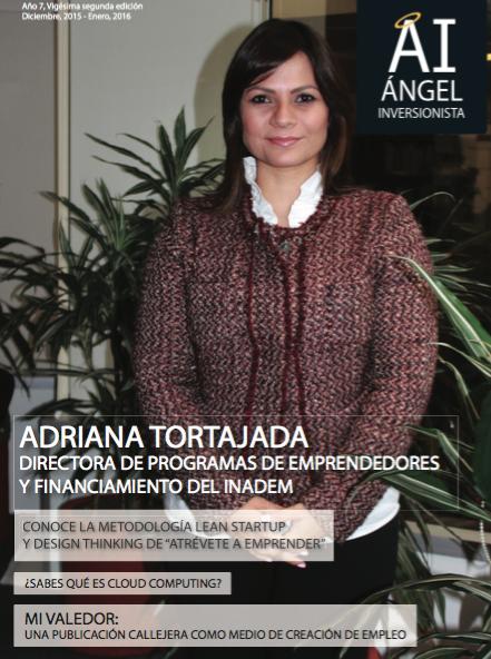 Aquí nuestra edición de Ángel Inversionista y en portada @Atortajada de @INADEM_SE https://t.co/CAcrtgtX2n dale RT https://t.co/CMpFs3Ws37
