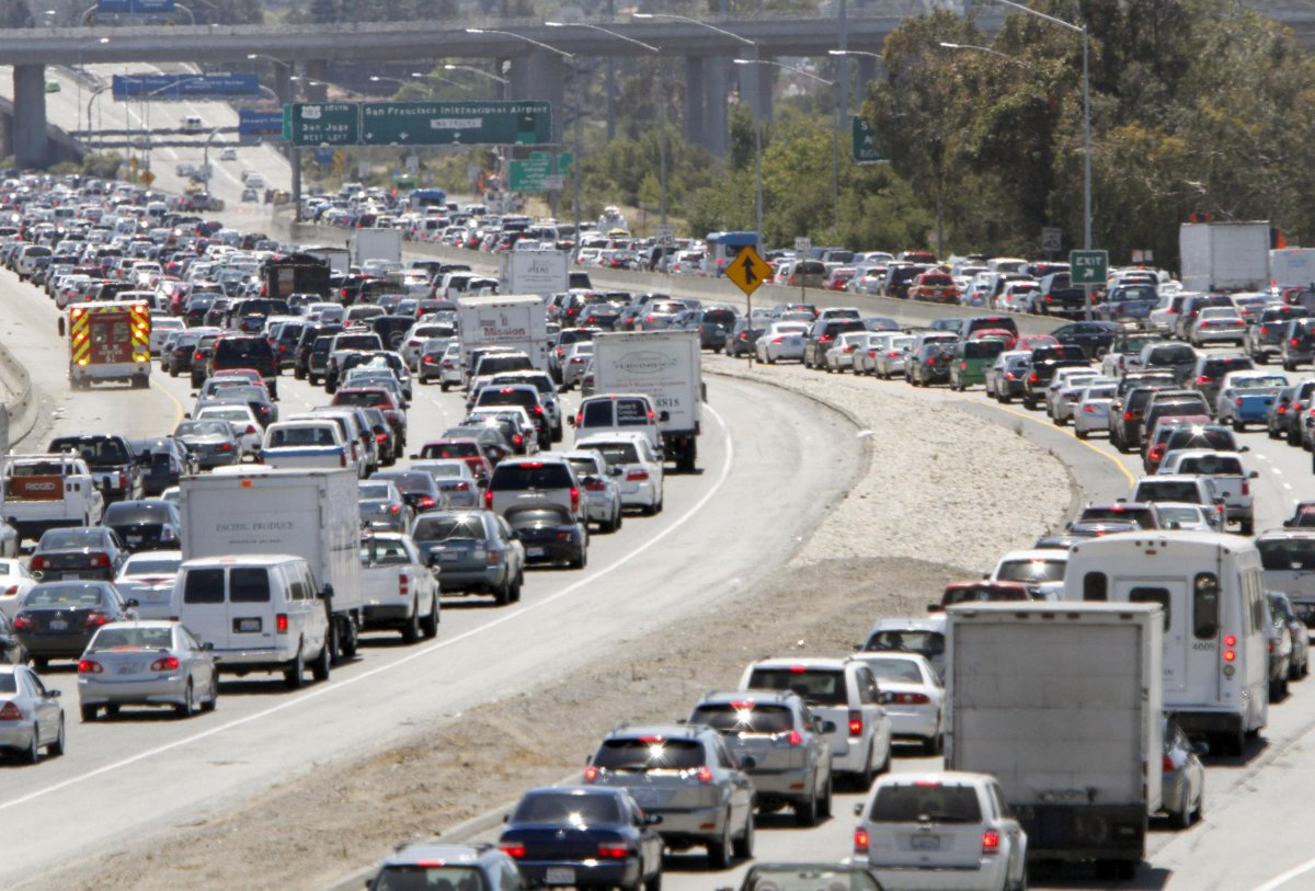 Is yours on the list of 10 worst commutes in the Bay Area? https://t.co/QzQLvtWLo6 #trafficnightmare https://t.co/OQ6xOOv6Bg