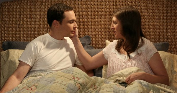 The Big Bang Theory's Sheldon & Amy finally had sex! Was it good for you,