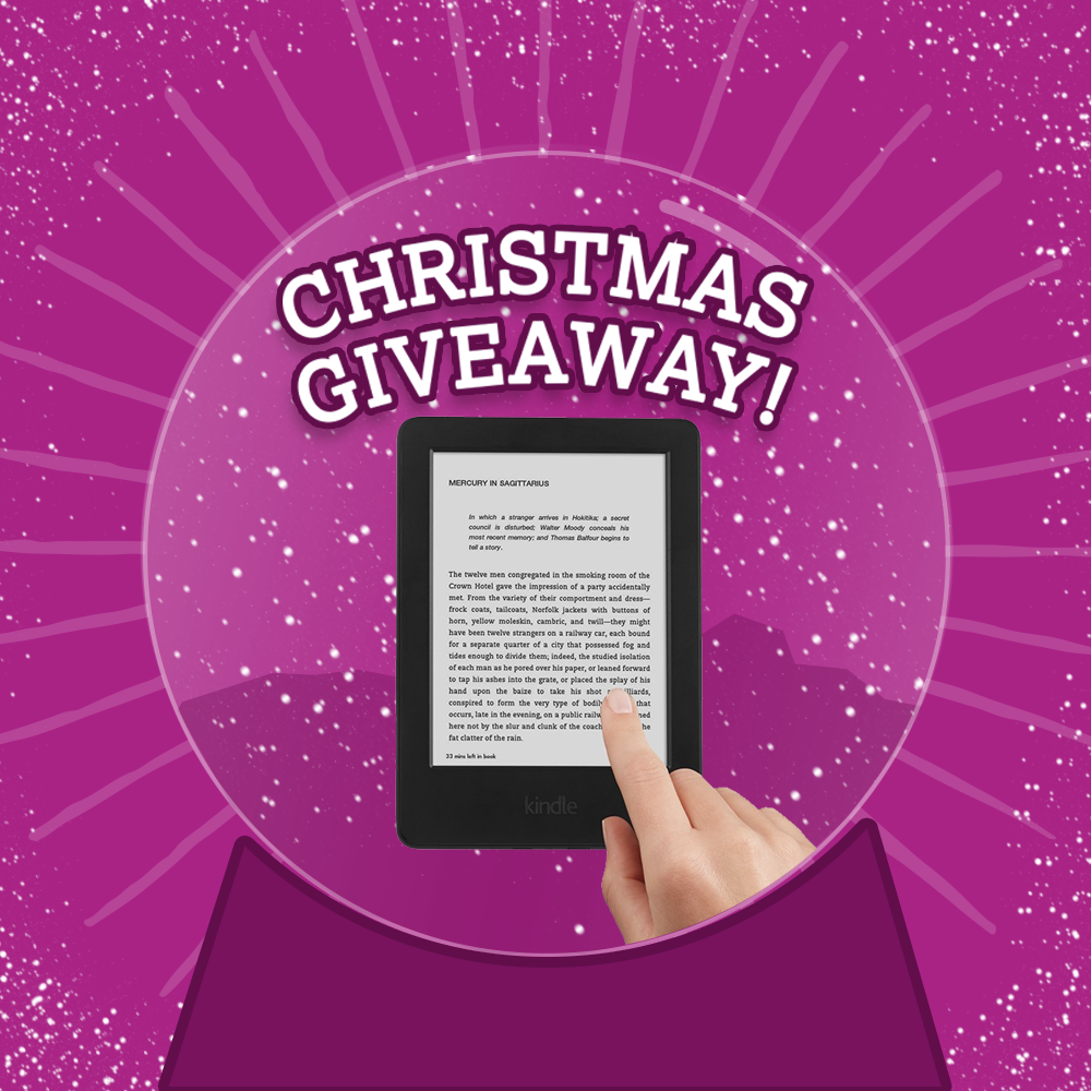 LAST CHANCE TO #WIN! Tag a friend to nominate them to WIN this @AmazonKindle (RRP £59.99) & a month's MOMA supply! https://t.co/g2EDQNiypl