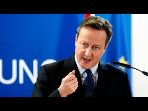 VIDEO -  UK demands to stay in European Union: David Cameron hails 'good progress'