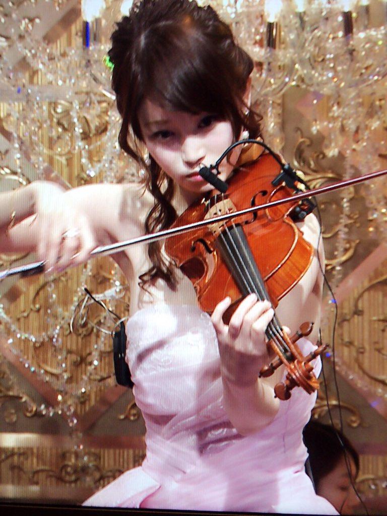 バイオリン対決、ご覧くださり、ありがとうございました