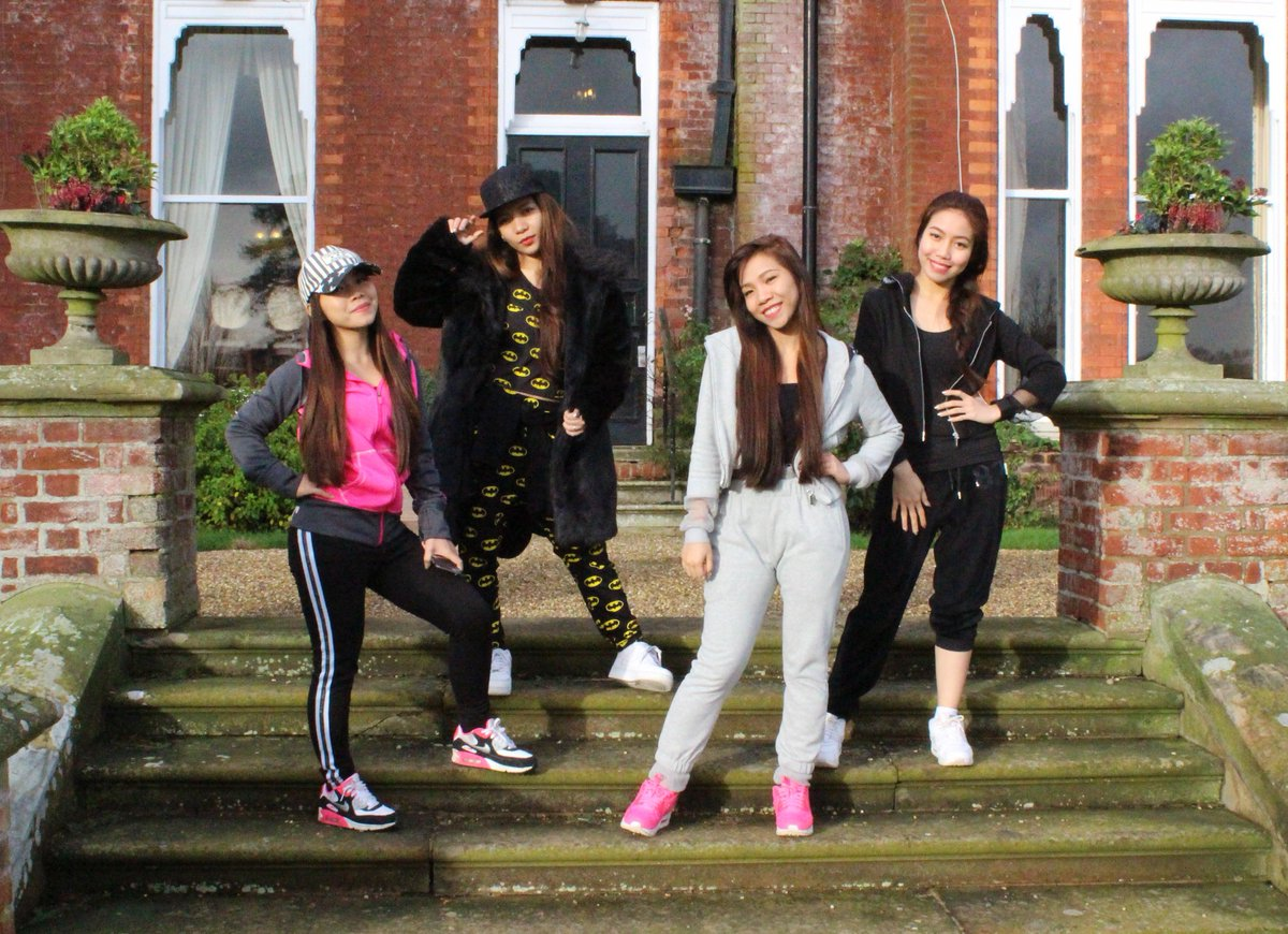We've got @4thImpactMusic in the house at #Champneys Tring today. So much fun! @TheXFactor https://t.co/CPKYe1vXTW