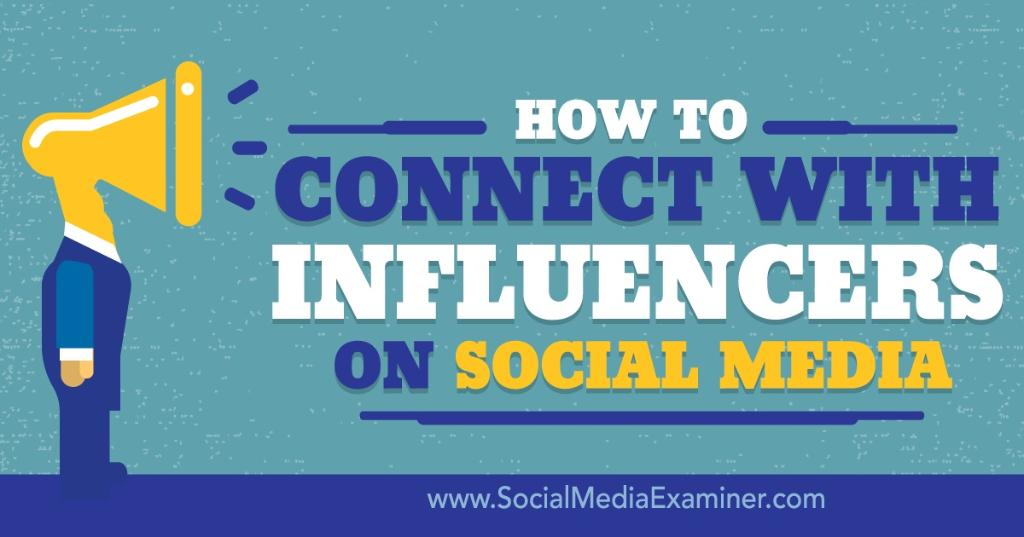 Do you want to get the attention of influencers? Discover how to find and connect with influ https://t.co/DqVrxut9KT https://t.co/ZHixJiBweH