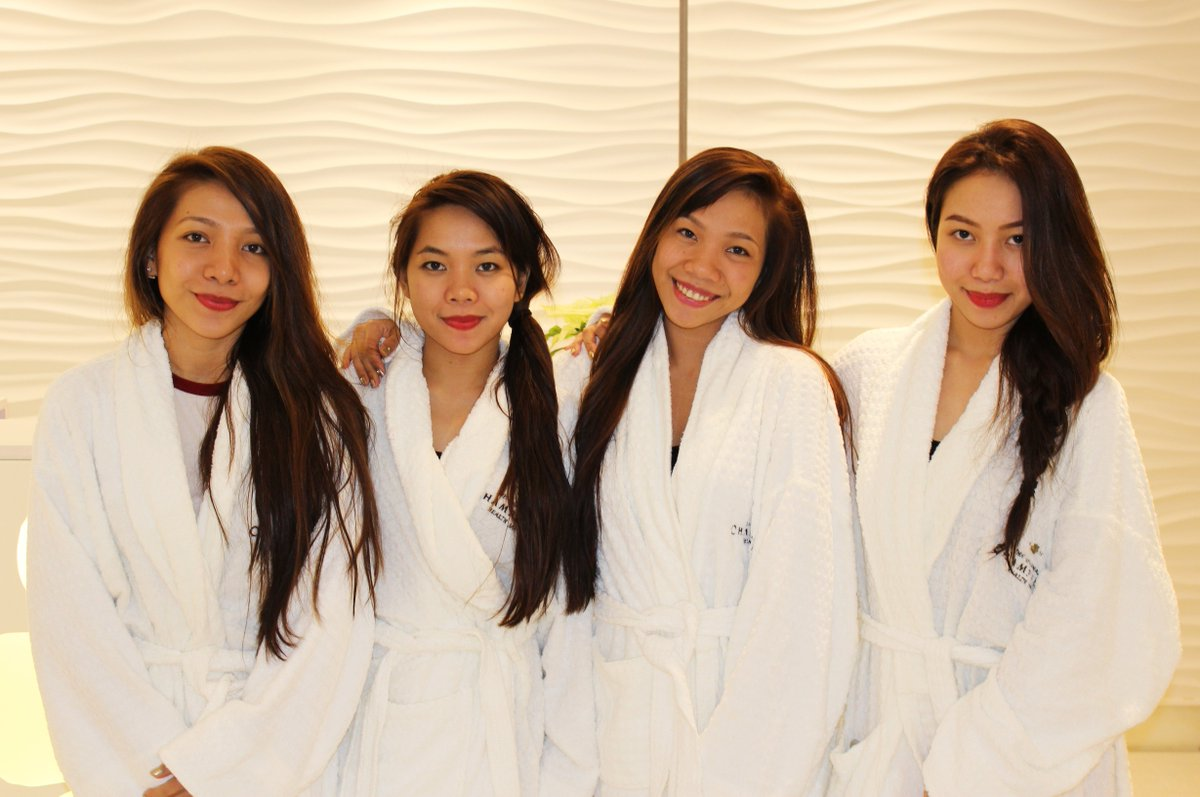 That's it for the @4thImpactMusic #Champneys takeover. Girls, we hope that you have enjoyed your stay! @TheXFactor https://t.co/gtDFs6DH5u