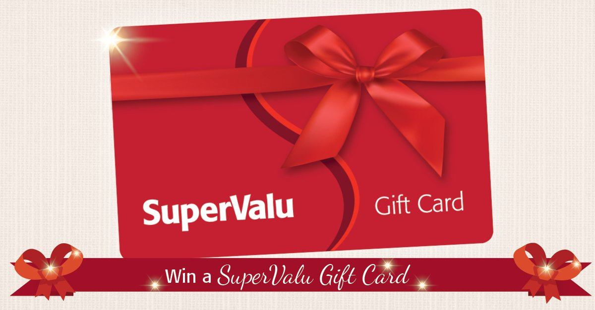 Win a €50 SuperValu gift card! Simply tell us why they make a great Christmas gift for the chance to win ;) https://t.co/7533frpfdI