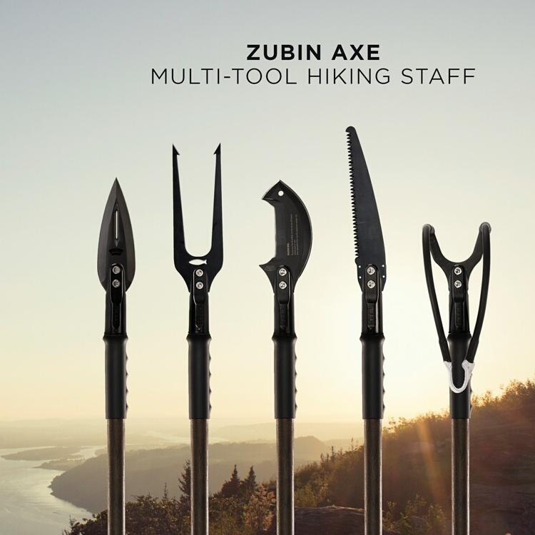 Is your hiking staff everything you want it to be? Unless you have the Zubin Axe the answer is no! #survivaltools https://t.co/4iehfBJYxN