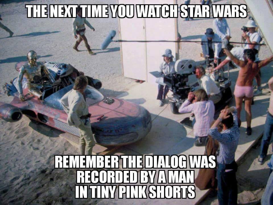 Yes... just, YES. #StarWars #ForceAwakens https://t.co/fa62441ISA