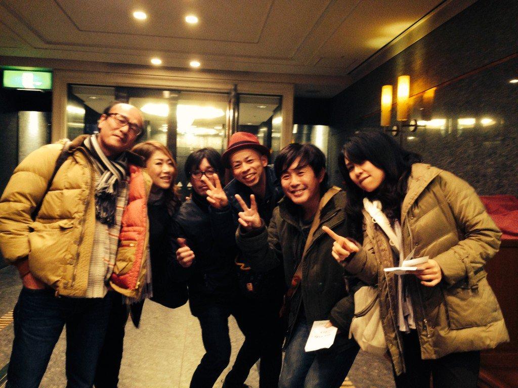 佐藤竹善さんのクリスマスツアーファイナルの金沢赤羽ホールに呼んで頂きました!   今日もステージで竹善さんと2人で演奏させてもらえたこと、こんなにステージで幸せを感じながらギターを弾けたことはありません。  ありがとうございました! https://t.co/eTGTDboTM6