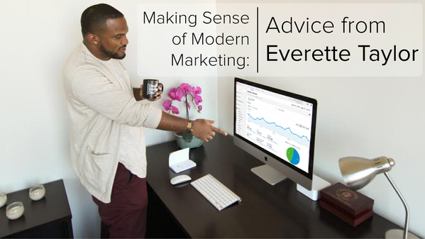 Check out our Q&A w/ @Millisense Founder @Everette about the role of a modern marketer - https://t.co/hJKftLcKc5 https://t.co/I5uHt4HmII