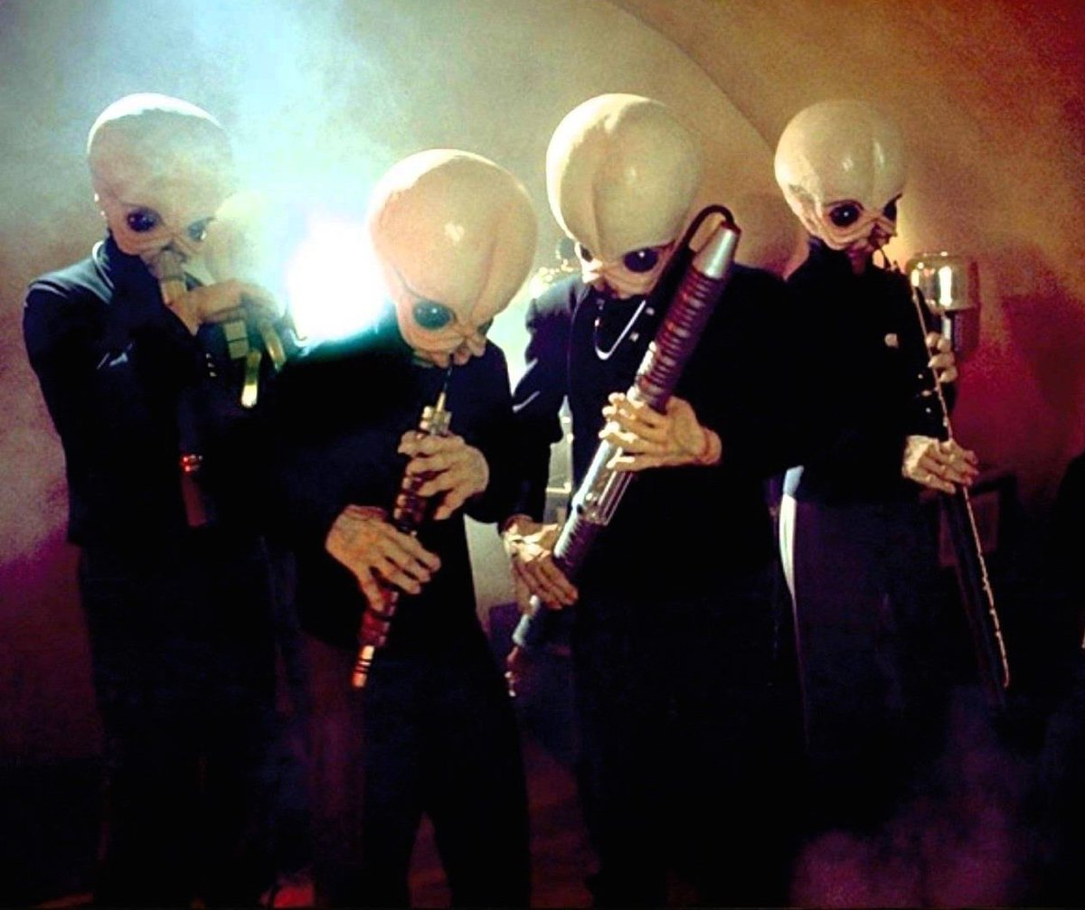 Excited to announce that the Mos Eisley Cantina Band will join us this summer as part of an intergalactic exchange. https://t.co/zVieCoV9PG