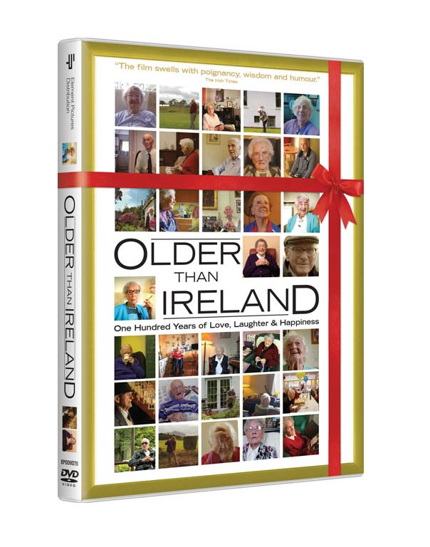 Day 12 of the 12 days of #IFIXmas. Win prizes with @IFI_FilmShop. RT & Follow to win a copy of OLDER THAN IRELAND! https://t.co/jmf34XcaWU