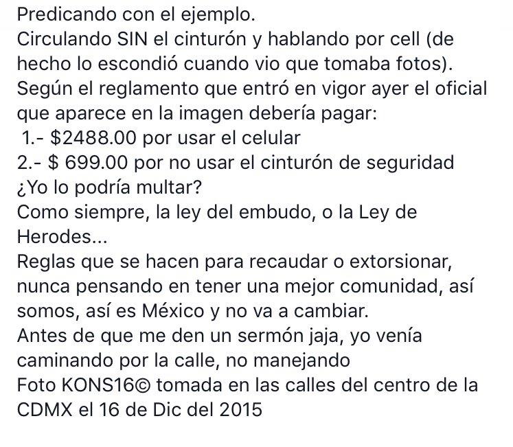 """No suelo tuitear esto pero creo que es necesario levantar la voz """"por un México mejor"""" ManceraMiguelMX @GobiernoDF https://t.co/dFs5x4uppP"""
