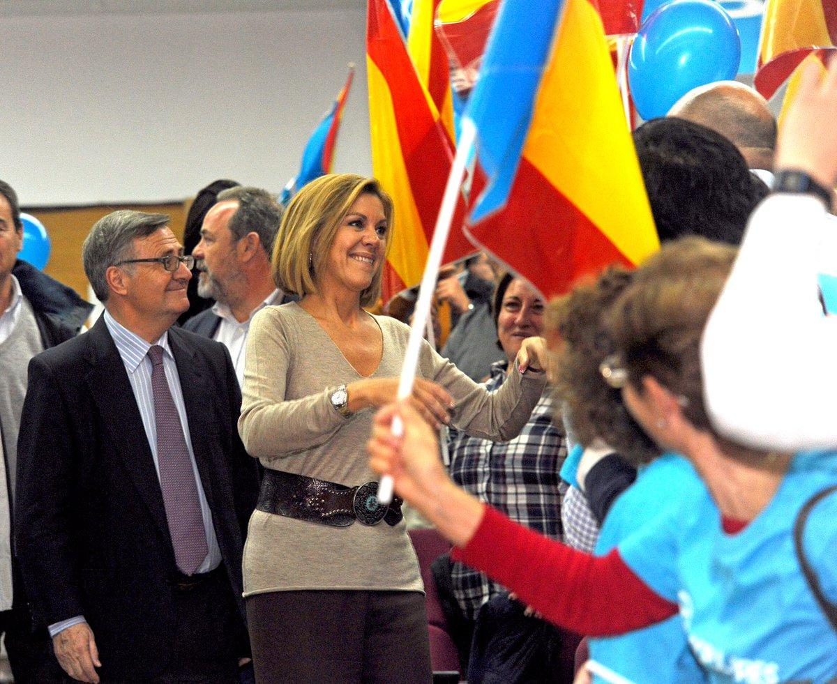Somos un gran partido que trabajamos por España. Somos el @PPopular. Gracias por vuestro esfuerzo e ilusión #VamosPP https://t.co/qM8MuKz2iI