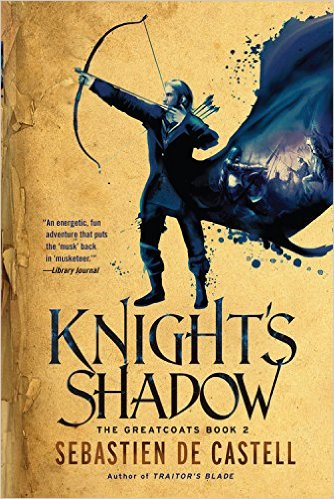 One of our 2015 faves: THE KNIGHT'S SHADOW by @decastell @jofletcherbooks Here's more: https://t.co/01ZXePXGkv https://t.co/3lFMoY9dNg