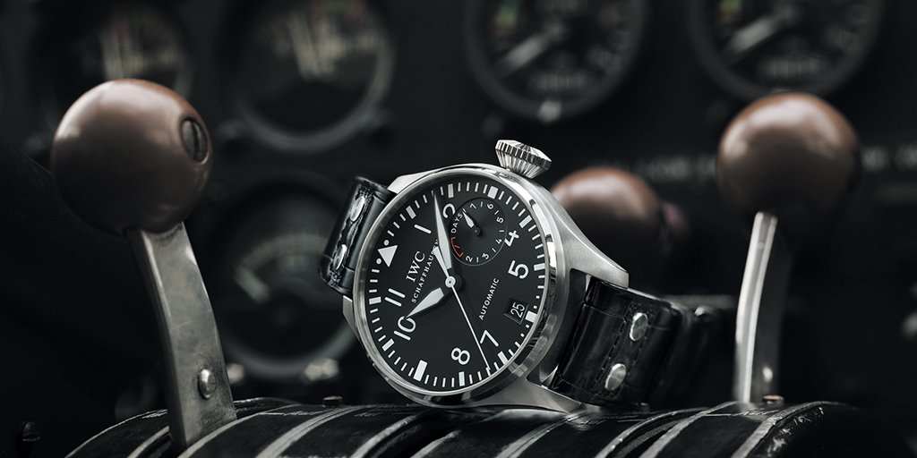 With ideal design & reliability, @IWC's Big Pilot's watch provides fashion fit for the skies https://t.co/0pEaOLAzIT https://t.co/wkNvMjkxRg
