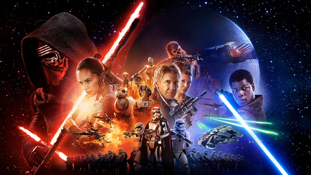 RETWEET if you are seeing #StarWars #TheForceAwakens MORE than once this weekend!! https://t.co/Jv7J5frO9G