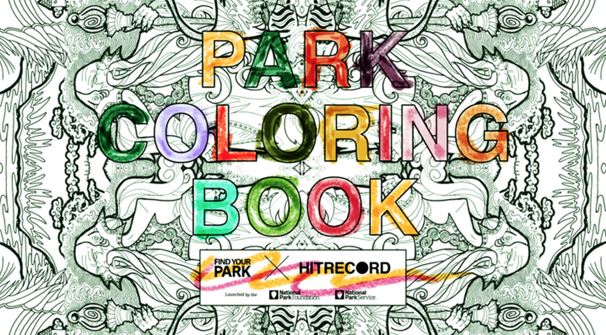 RT @hitRECord  Anyone can illustrate nat'l parks for our new coloring book: https://t.co/rQmlM5Bi3i #FindYourPark https://t.co/KboqJWNECo