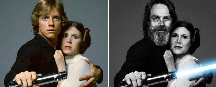 Star Wars Then And Now https://t.co/fndSfg2eKG https://t.co/JWCVfWXNhD