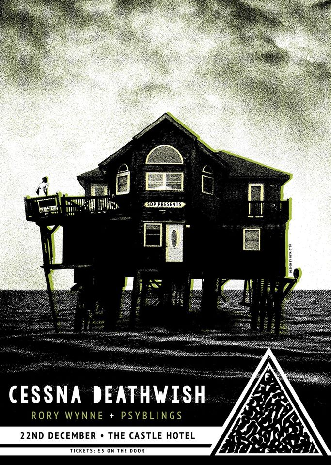 Tonight: @StrangeDaysMcr present @CessnaDeathwish with Rory Wynne and @wearepsyblings https://t.co/kq2jVKtI0J https://t.co/yWLg4bGu37