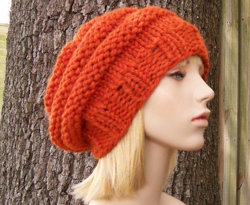 Orange Womens Hat - Original Beehive Beret Pumpkin Orange Knit Hat - … https://t.co/HLNsjDPSU1 #pixiebell #WomensHat https://t.co/gC4mN4YY5V