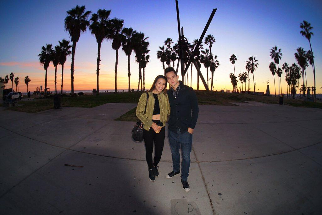 Those California sunsets