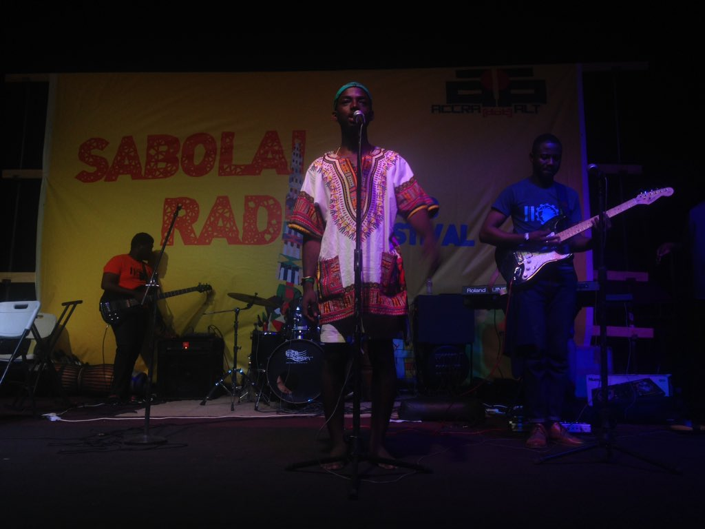 Okuntakinte live at #SabolaiRadio https://t.co/yfY2fEdRCR