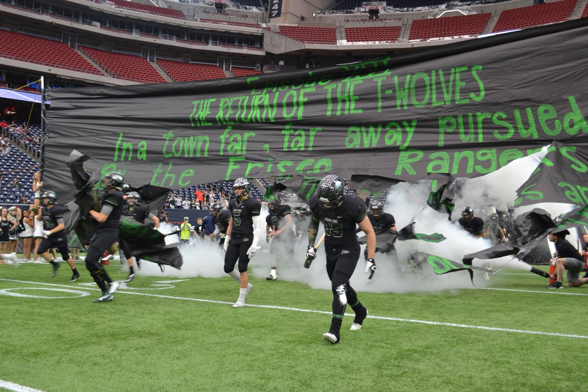 Final: Cedar Park 22, Frisco Lone Star 6. Three years after its first title, Cedar Park is your 5A-II champion. https://t.co/qzQJReRVQS