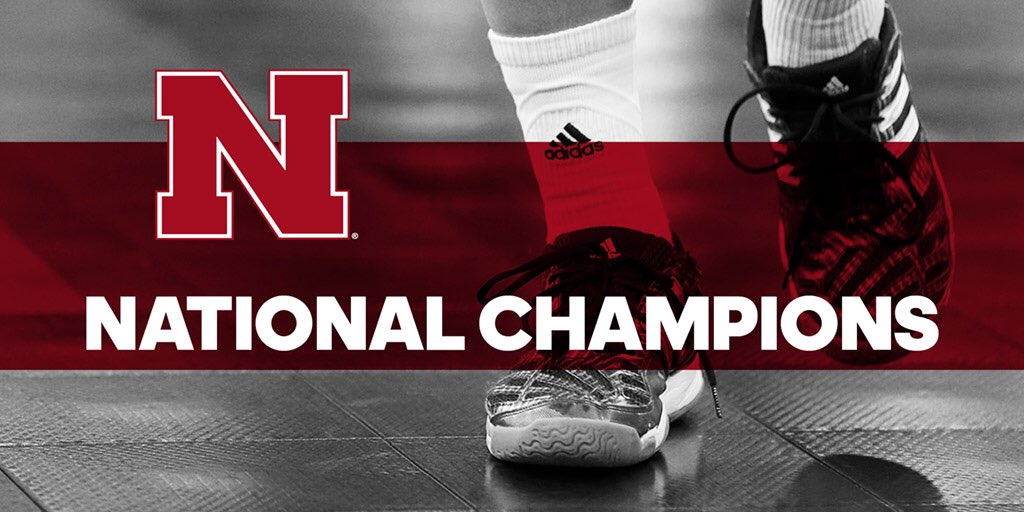 History repeats itself. Congrats to @Huskervball on their national championship. #teamadidas https://t.co/jGYtjIDYqf