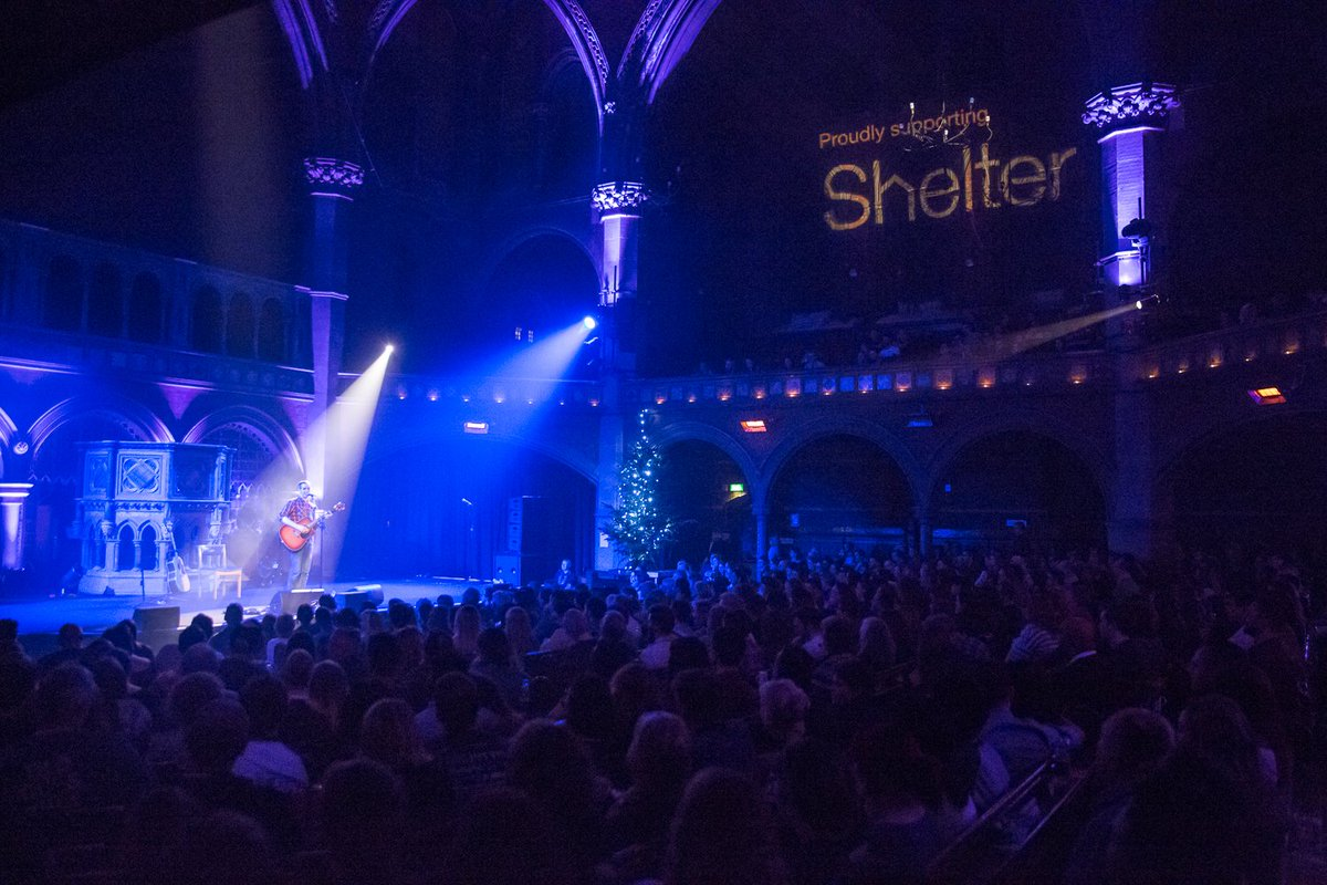 Alive! Thanks so much to all involved at Union Chapel yesterday for @Shelter. Here's a photo, courtesy of @BenMorse: https://t.co/D9TcSBqXrk