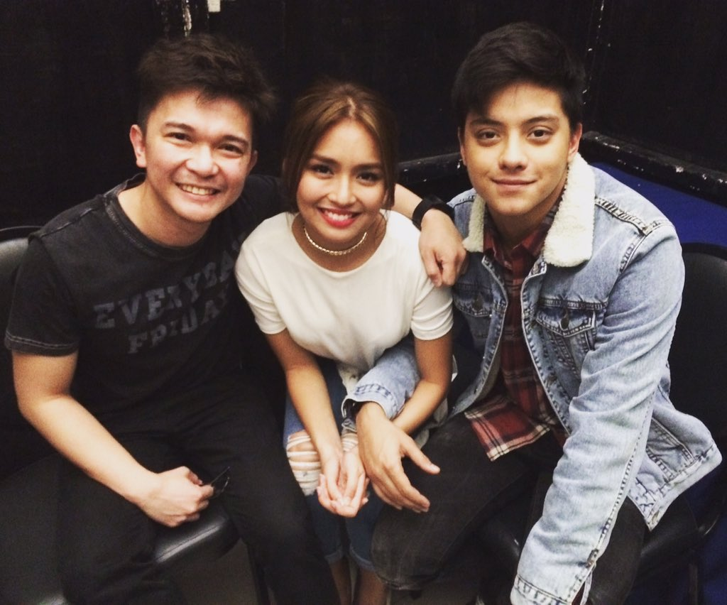 Congratulations Daniel & Kathryn for a successful #ChristmasLoveDuets album launch! #StarMusic https://t.co/wNCD5gOErB