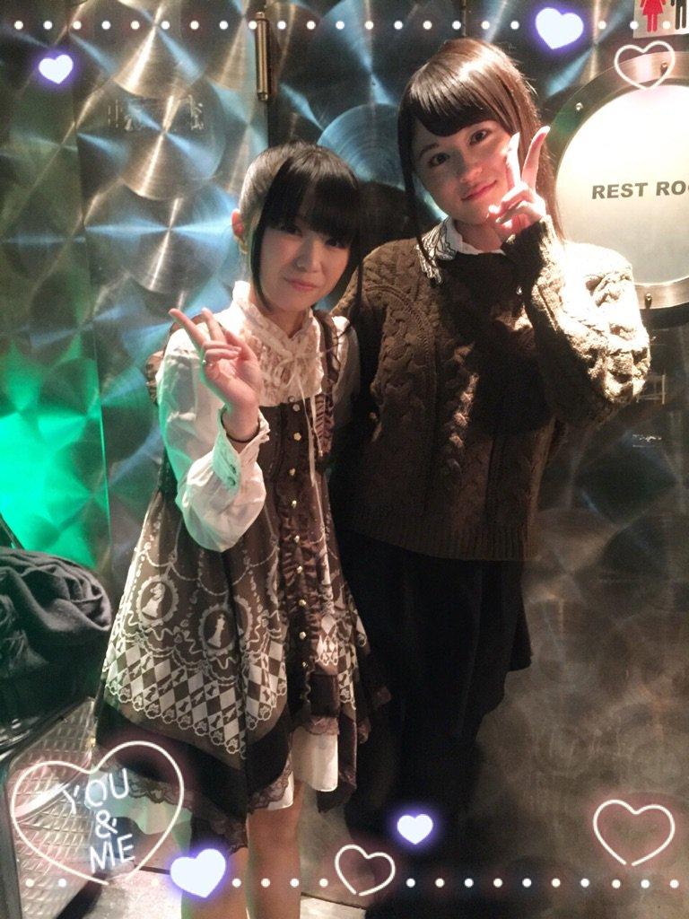 そしてMetamorphoseの1人、織田かおりちゃん!かおりちゃんとの出会いは結構前で、ライブとかで一緒したり、成都で