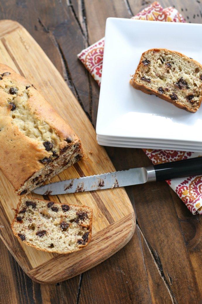 Need a last min breakfast for the holidays? Chocolate Chip Banana Bread is it! https://t.co/atCvsZtBVq #SundaySupper https://t.co/btEvakGO6V