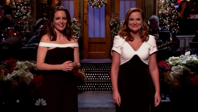 Watch Tina Fey, Amy Poehler and Amy Schumer spoof Taylor Swift's