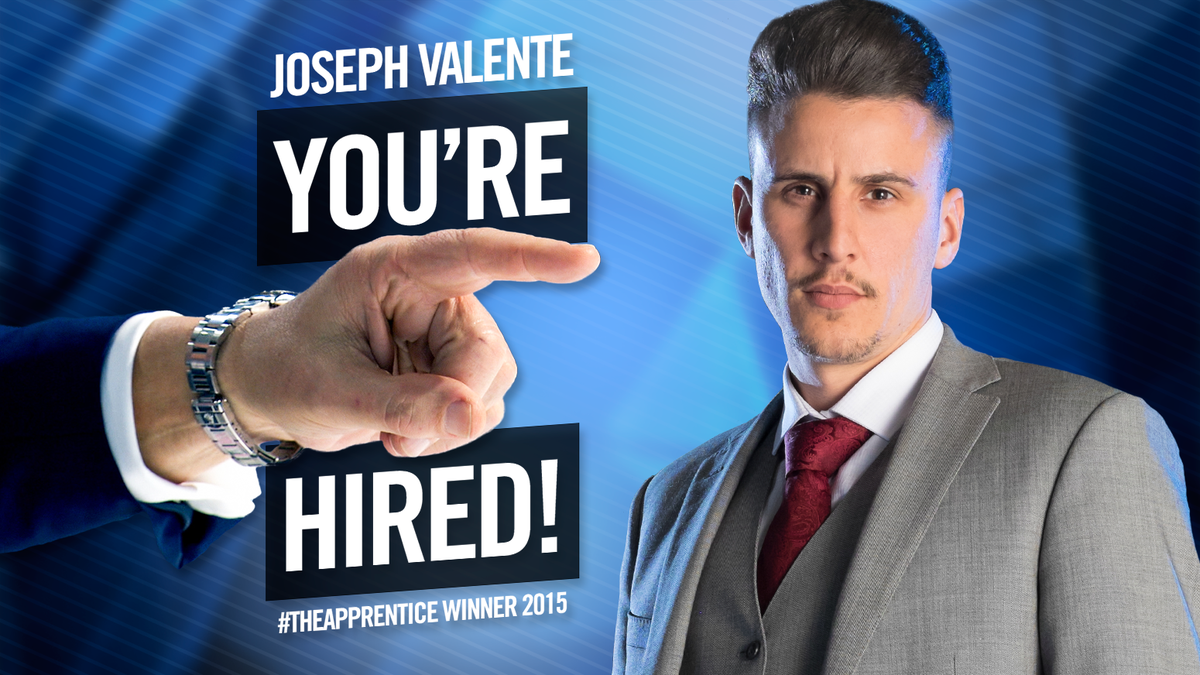 Please be upstanding for @Lord_Sugar's new business partner… #theapprentice https://t.co/CjG4CfpNhp
