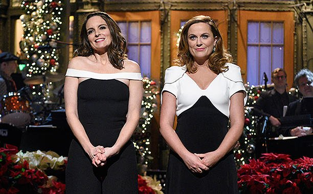 SNL ratings surge with Tina Fey and Amy Poehler (but can't top Trump):