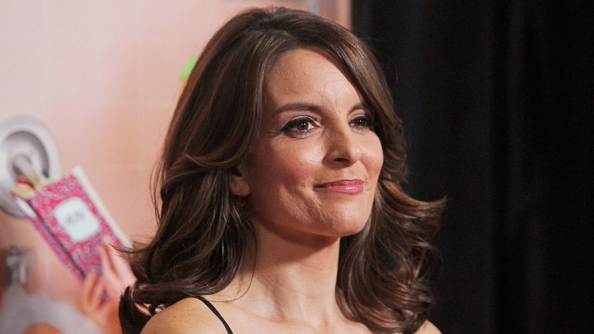 Tina Fey Was More Like Regina George Growing Up