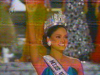 La nueva Miss Universo es Filipinas. https://t.co/PVsEWGIpJP