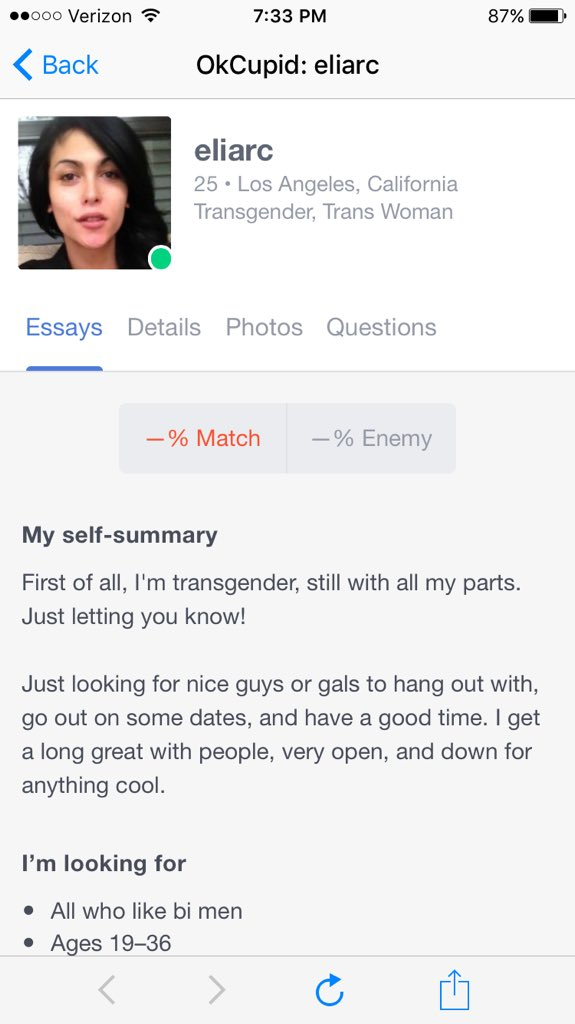 OKCupid Scams: All About fish Scams on m - People