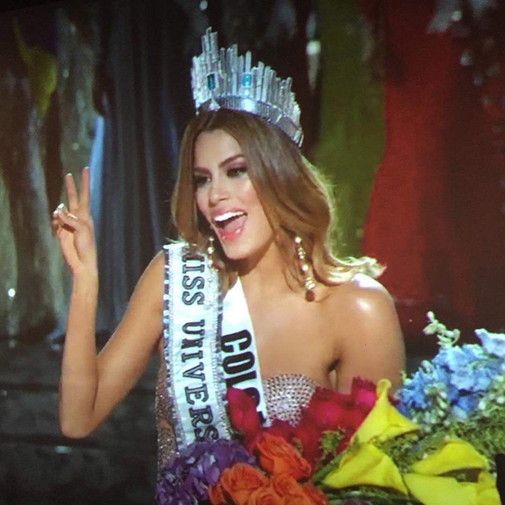 ¿cuanto minuto fuite Miss Universo? https://t.co/eUCXSQYwfT