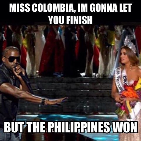 Oh Internet! I can't #MissUniverse2015 https://t.co/oN8U012l3A