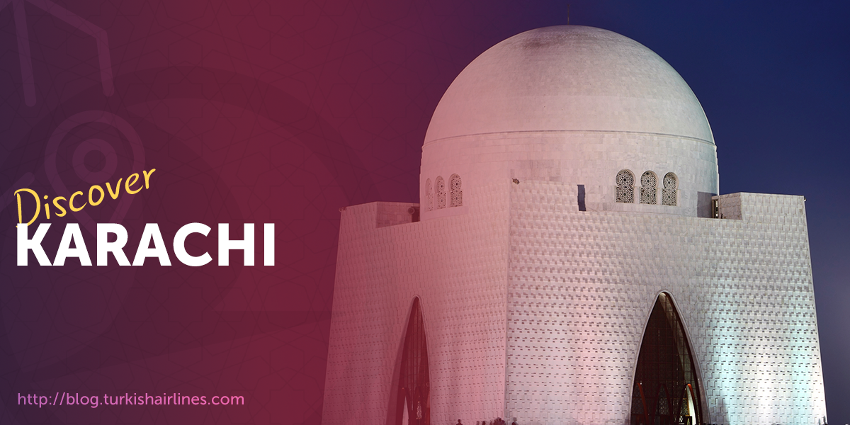 Our destination of the week is Karachi! Join us as we explore the city of lights at: