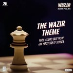 RT @Official_Wazir: Wazir ki taal pe, #WazirKiChaal. Listen to our full theme, composed by Gaurav Godkhindi: https://t.co/Ki2ZzNq9Vb https:…