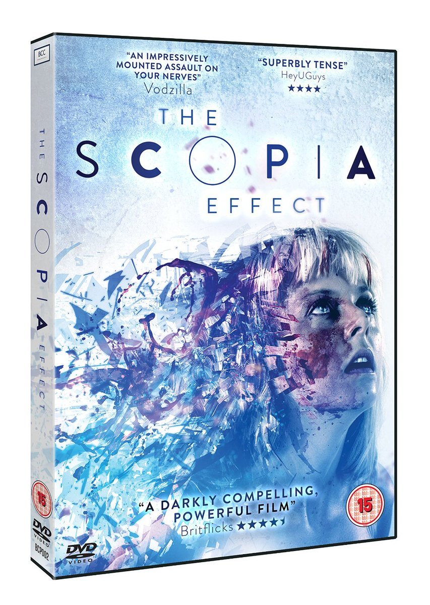 I'm glad to announce @TheScopiaEffect is getting a DVD release on the 15th of February! https://t.co/y2GzMSD2LL https://t.co/UTQtrkexTq